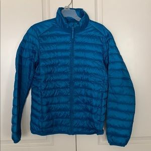 UniQlo Ultra Light Packable Down Extra Warm Puffer